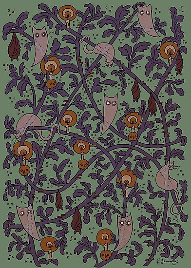 The Haunted Woods by tanaudel