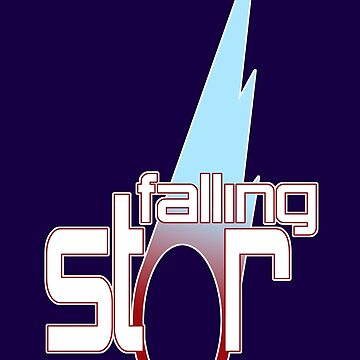 Falling Star Title Logo by cristianroux