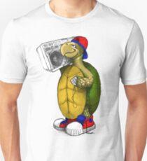 Hip Hop Boombox Turtle T-Shirt