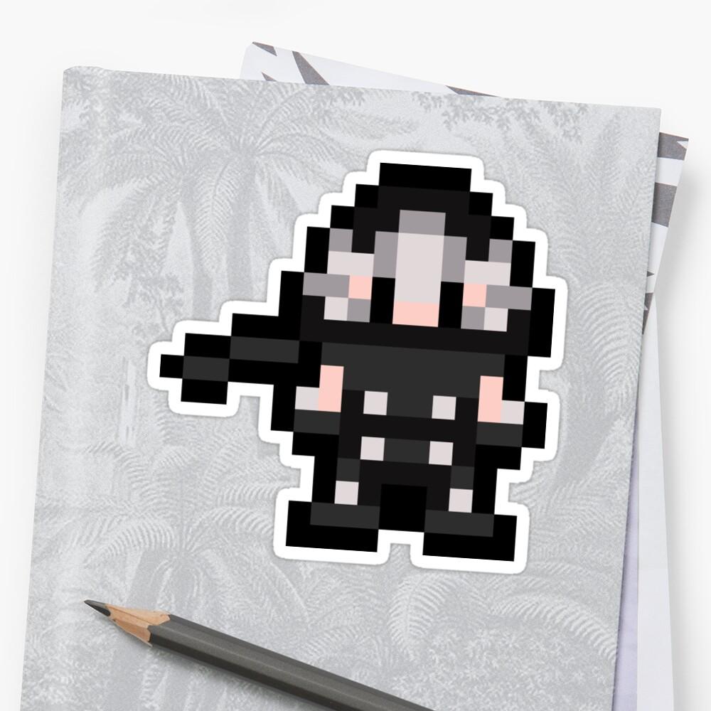 Pixel Ryu Hayabusa by ImpishMATT
