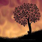 Solitude Is Golden by Stephanie Rachel Seely