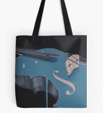 Sounds of the City Tote Bag