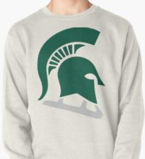 Michigan State Figure Skating Iconic Logo Pullover