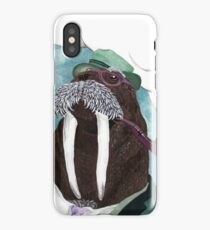 Wilfred the Walrus iPhone Case/Skin