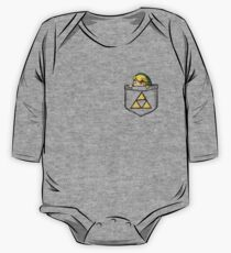 Legend of Zelda - Pocket Link One Piece - Long Sleeve