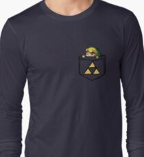 Legend of Zelda - Pocket Link Long Sleeve T-Shirt