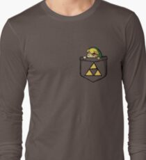 Legend of Zelda - Pocket Link Long Sleeve T-Shirt