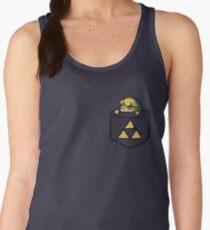 Legend of Zelda - Pocket Link Women's Tank Top