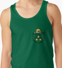 Legend of Zelda - Pocket Link Men's Tank Top
