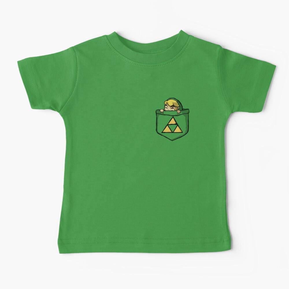 Legend of Zelda - Pocket Link Baby T-Shirt