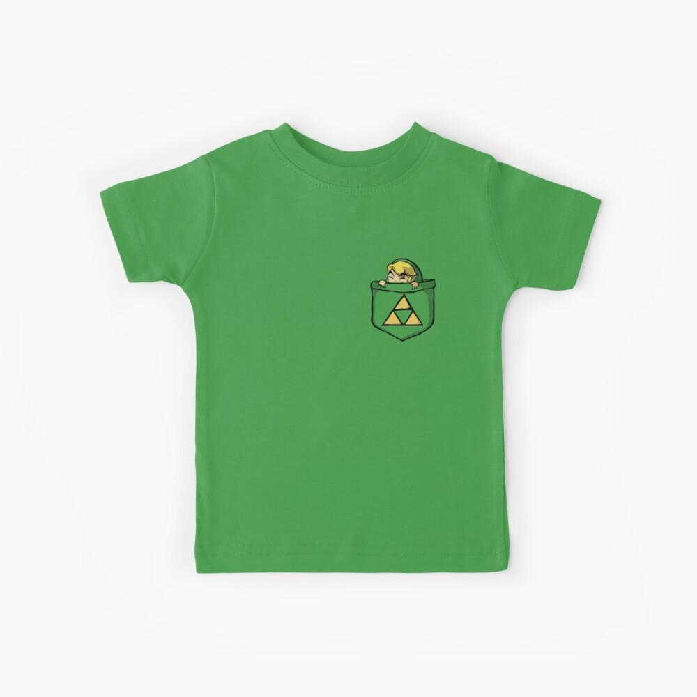 Legend of Zelda - Pocket Link Kids T-Shirt