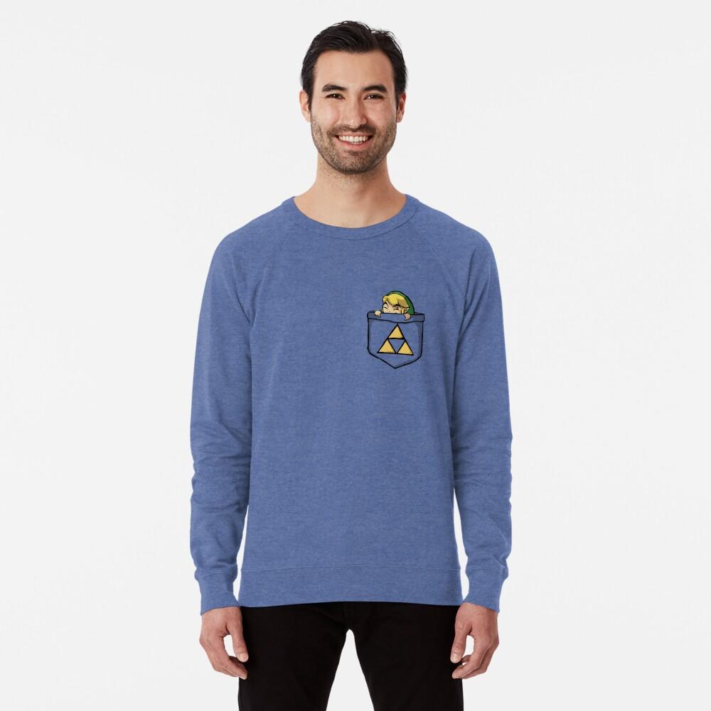 Legend of Zelda - Pocket Link Lightweight Sweatshirt