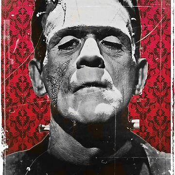 Frankenstein's monster by RLAmaro