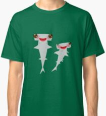 Cute Hammerhead Sharks Classic T-Shirt