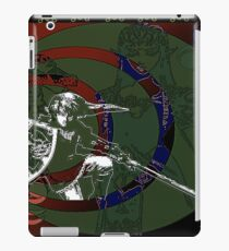 The Legend Tapestry iPad Case/Skin