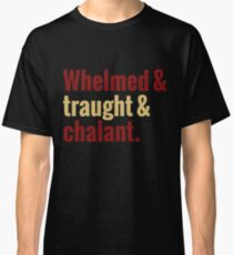 Young Justice Robin Quotes Classic T-Shirt