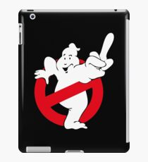 Ghost Fucker iPad Case/Skin