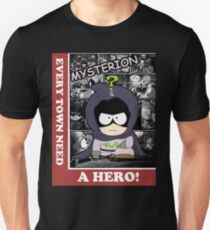 Mysterion - A power or curse? T-Shirt