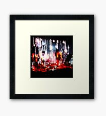 The Cure 2016 Framed Print