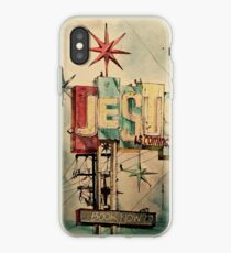 Jesus was coming...but  iPhone Case