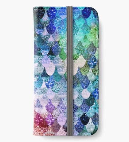 REALLY MERMAID FUNKY iPhone Wallet/Case/Skin