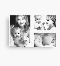 Madonna & Child Canvas Print