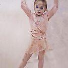 Ballet Girl 3 by pamfox