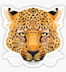 Pegatina The Jaguar is watching you