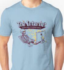 Internet This My Opinion Unisex T-Shirt