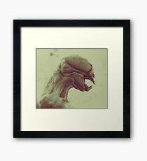 KEPLER FAUNA 453B Framed Print