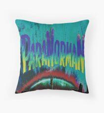 ParaNorman Throw Pillow