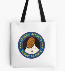 Admiral Ackbar's School of Traps Tote Bag