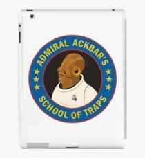 Admiral Ackbar's School of Traps iPad Case/Skin
