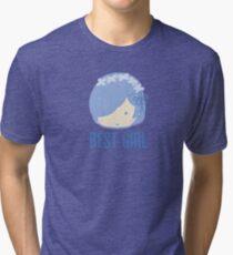 Rem Best Girl Tri-blend T-Shirt