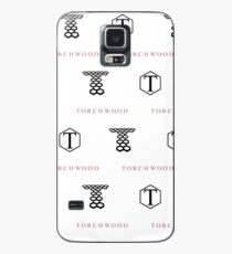 Torchwood Logos Case/Skin for Samsung Galaxy