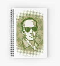 Hunter S. Thompson 420 Spiral Notebook
