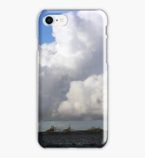 Those clouds. They fascinate me!!!  iPhone Case/Skin