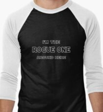I'm The Rogue One Men's Baseball ¾ T-Shirt