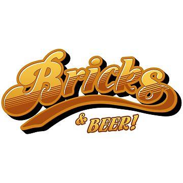 Bricks & Beer by futuristicvlad