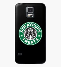 Straypups Treats Case/Skin for Samsung Galaxy