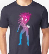 C90 Pod (purple) Unisex T-Shirt