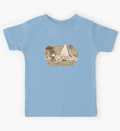 Me & the Kraken - Victorian edition Kids Clothes