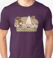 Me & the Kraken - Victorian edition Unisex T-Shirt