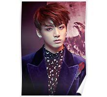 jungkook BTS Poster