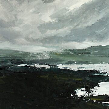 Grey Day on the Moor by chalk42002