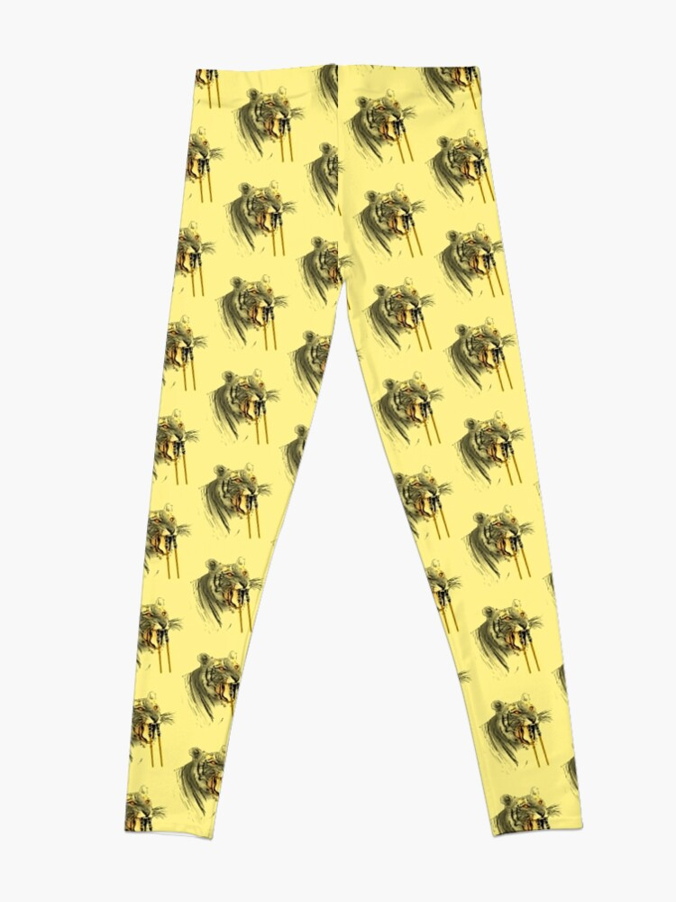Alternate view of Saber-toothed Tiger Leggings