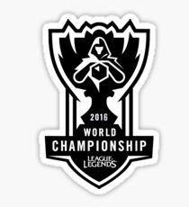 League of Legends Worlds 2016 Sticker