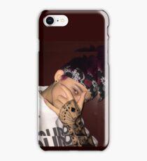 punk blake iPhone Case/Skin