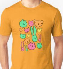 animals two Unisex T-Shirt
