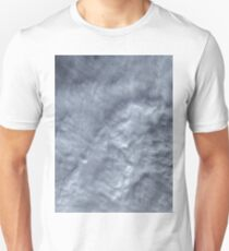 Canadian Pacific Ocean Clouds Satellite Image T-Shirt